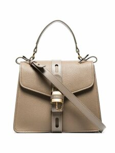 Chloé small Aby shoulder bag - Neutrals