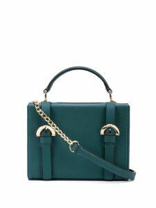 Zac Zac Posen large box crossbody bag - Green