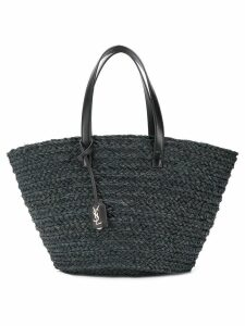 Saint Laurent Panier medium bag - Black