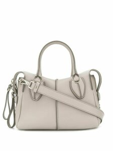 Tod's D-Styling mini tote - Grey