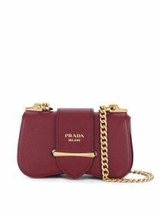 Prada Sidonie shoulder bag - Red