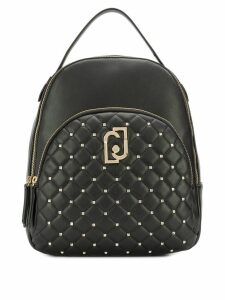 Liu Jo studded backpack - Black