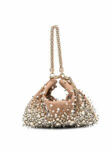 Jimmy Choo Callie handbag - Neutrals