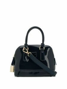 Furla Candy dome mini tote - Blue