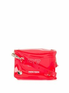 Nana-Nana B7 mini crossbody bag - Red