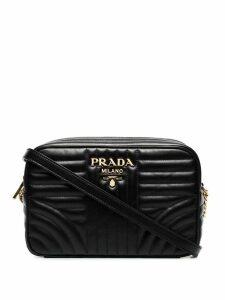 Prada quilted medium camera bag - Black
