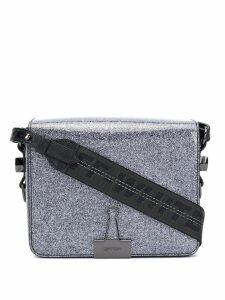 Off-White Binder Clip shoulder bag - Grey