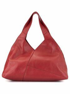 Discord Yohji Yamamoto Polyhedron tote bag - Red