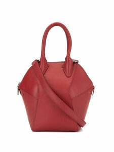 Discord Yohji Yamamoto Polyhedron shoulder bag - Red