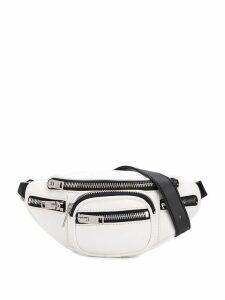 Alexander Wang mini Attica belt bag - White