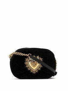 Dolce & Gabbana Sacred Heart cross-body bag - Black