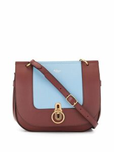 Mulberry Amberley satchel bag - Red