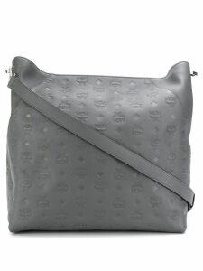 MCM medium Klara hobo tote - Grey