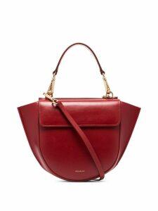 Wandler mini Hortensia shoulder bag - Red
