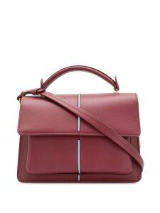 Marni Attache shoulder bag - Red