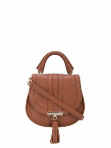 Demellier satchel bag - Brown