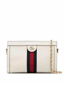 Gucci small Ophidia shoulder bag - White