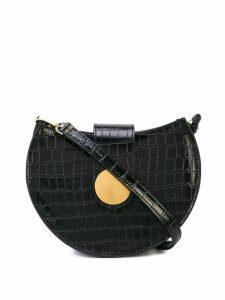 Elleme structured satchel bag - Black