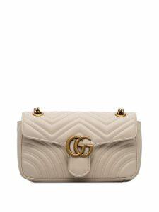 Gucci GG Marmont shoulder bag - White