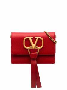 Valentino Valentino Garavani mini VRING cross-body bag - Red