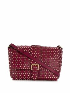 Red Valentino RED(V) Flower puzzle shoulder bag