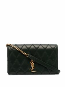 Saint Laurent Angie shoulder bag - Green