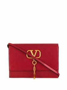 Valentino Valentino Garavani VCASE crossbody bag - Red