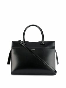 Saint Laurent Uptown box bag - Black