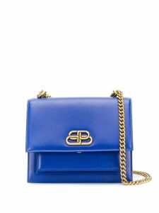 Balenciaga Sharp bag S - Blue
