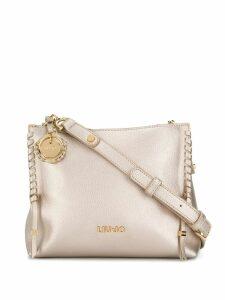 Liu Jo charm shoulder bag - Gold