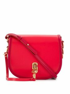 Marc Jacobs The Saddle bag - Red
