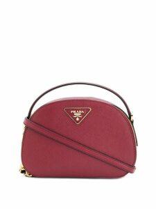 Prada odette saffiano bag - Red
