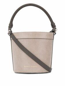 Brunello Cucinelli drawstring bucket bag - Grey