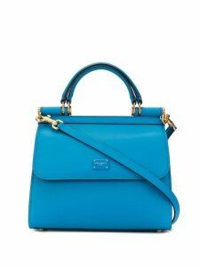 Dolce & Gabbana small Sicily tote - Blue