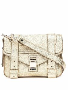 Proenza Schouler PS1 Mini Crossbody bag - Gold