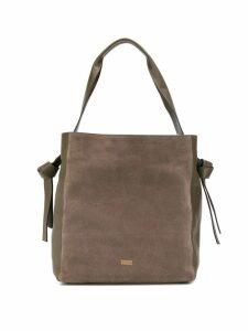 Closed Alyssa shoulder bag - Grey