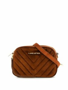 Lancaster cross body bag - Brown