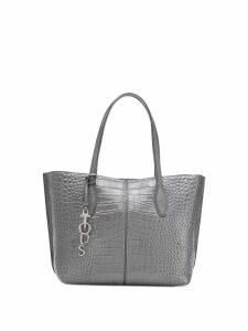 Tod's Catrame tote bag - Grey