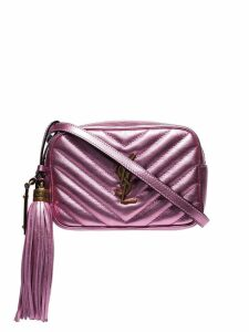 Saint Laurent Lou belt bag - Pink