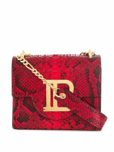 Balmain B-Bag 21 cross body bag - Red