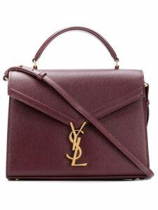 Saint Laurent Cassandra top-handle bag - Red