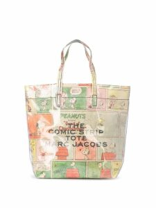 Marc Jacobs The Comic Strip tote - Yellow
