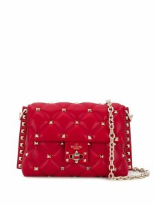 Valentino Valentino Garavani small Candystud cross body bag - Red