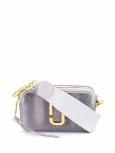 Marc Jacobs The Jelly Snapshot crossbody bag - Silver