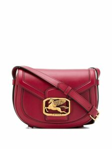 Etro Pegaso crossbody bag - Red