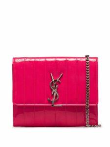 Saint Laurent Vicky mini bag - Pink