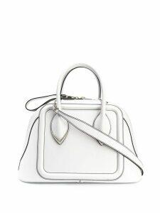 Alexander McQueen Pinter tote bag - White