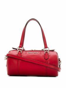 Miu Miu cylinder tote bag - Red