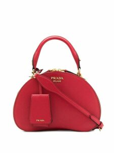 Prada structured tote bag