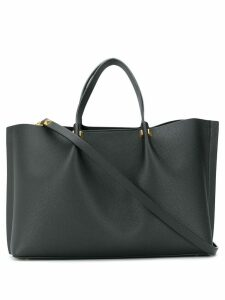 Valentino Valentino Garavani V logo Escape shopper - Black